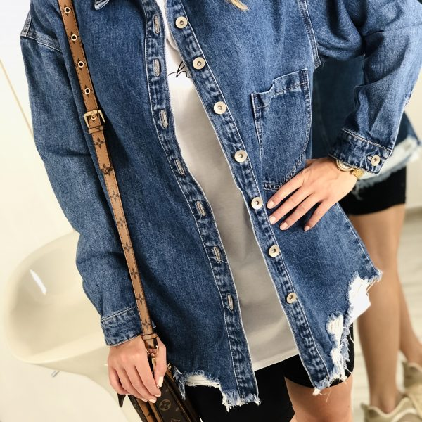denim bunda